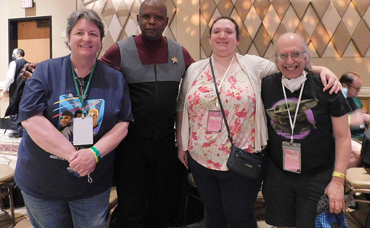 Angeles crew in Vegas!